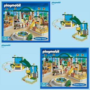 Pièce du zoo playmobil set 3240 Playmobil