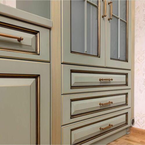 Vintage Retro Antique Silver Copper, Antique Silver Kitchen Cabinet Pulls