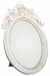 Antique-Style-Ornate-Oval-Freestanding-Dressing-Table-Mirror-24Cm-X-16Cm