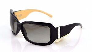RARE-New-Genuine-Dolce-amp-Gabbana-Black-Grey-Crystal-Sunglasses-DG-6042-B-808-8G