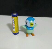 Generatio4 pokemon plastic action figure Piplup