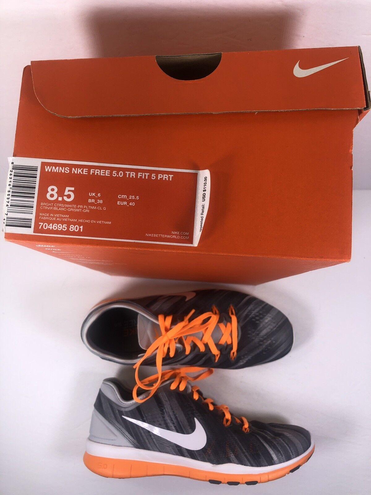 Nike Women's Free 5.0 TR TR TR Print 5 Running shoes  704695 801 d58c74