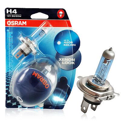 H4 12V 60/55W P43t X-Racer Motorrad 4200K 2 Stück bis 20% Osram 64193XR-02B