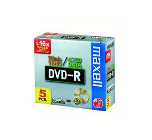 Top 5 DVD+R Discs