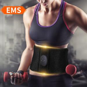 Procircle-EMS-Muscle-Stimulator-Abdominal-Training-Adjustable-Waist-Trimmer-Belt