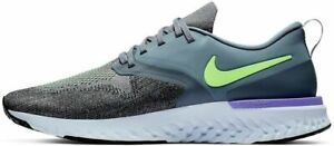 Nike-Odyssey-React-2-Flyknit-Mens-Running-Shoes-11-Armory-Blue-AH1015-401