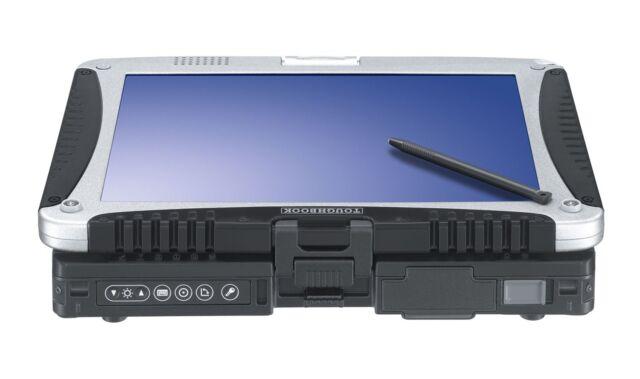 Panasonic Toughbook CF-19 Tablette Tactile Windows 7 Tablet PC Travaux Publics