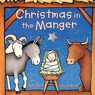 Christmas in a Manger by Nola Buck (Board book, 2014)