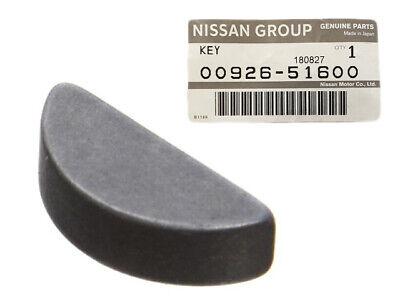Automotive Nissan 00926-51600 Genuine OEM Crank Woodruff Key ...