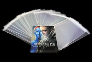 SW1-Premium-Blu-ray-DVD-Steelbook-Protective-Wraps-Sleeves-Pack-of-100