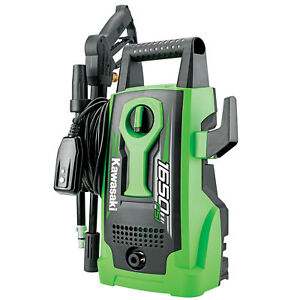 Kawasaki 1650 Psi Outdoor Cleaning Portable Electric