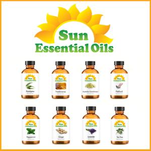 Best-Sun-Essential-Oils-Large-4oz-100-Pure-Amber-Bottle-Dropper