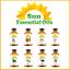 Best-Sun-Essential-Oils-Large-4oz-100-Pure-Amber-Bottle-Dropper thumbnail 1