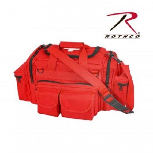 EMT  Emergency Medical Response Bag Trauma Bag Red or Blue Rescue Bag EMS