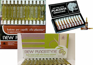New Placentyne Hair Tonic With Olive Leaves Extract Made In Italy Zoukay