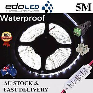 Waterproof-12V-Cool-White-5M-3528-SMD-300-LED-Strips-Led-Strip-Lights-Car-Boat