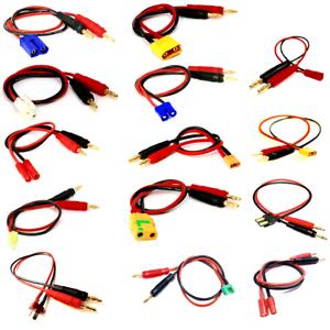 Cable-de-carga-xt60-xt90-xt30-ec2-ec3-ec5-JST-MPX-HXT-mini-Tamiya-T-Dean-Traxxas-4mm