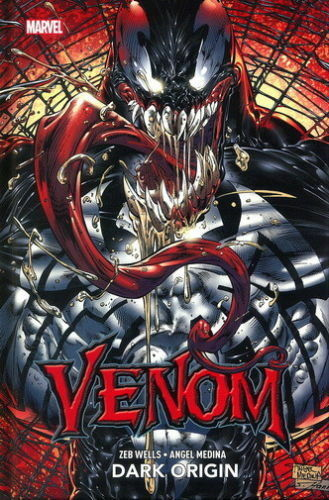 VENOM: DARK ORIGIN HC deutsch (US 1-5) VARIANT-HARDCOVER lim.222 Ex. SPIDER-MAN