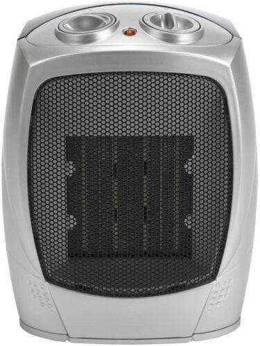 Patio Connector Quartz Halogen Fan Fin Flame Heaters Portable Electric Heater