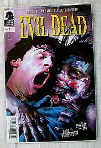 Evil Dead Comic Book