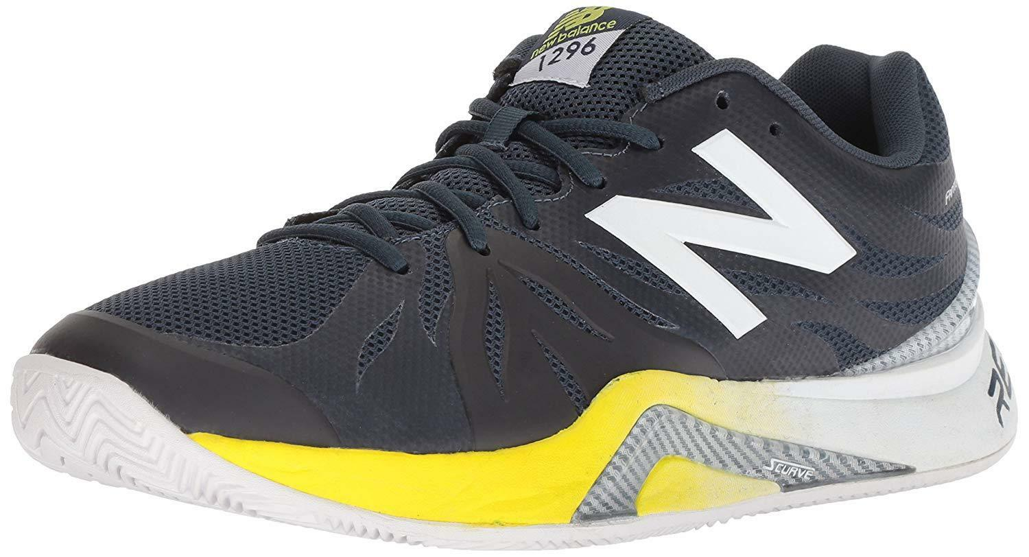 New Balance Men's MCH1296P Tennis shoes, Dark Green, Sizes 11EE and 11.5D, New