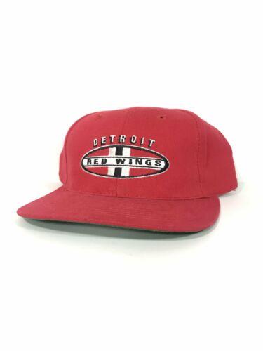 Detroit Red Wings Badge Snapback - image 1