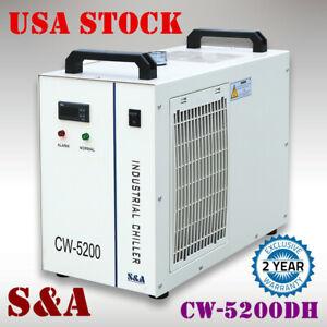 US-CW-5200DH-Industrial-Water-Chiller-for-8KW-Spindle-Welder-Laser-Tube-110V
