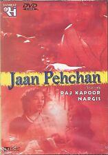 JAAN PEHCHAN (RAJ KAPOOR & NARGIS) - BRAND NEW DVD