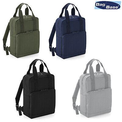 Gastfreundlich Bagbase Twin Handle Backpack Bg116
