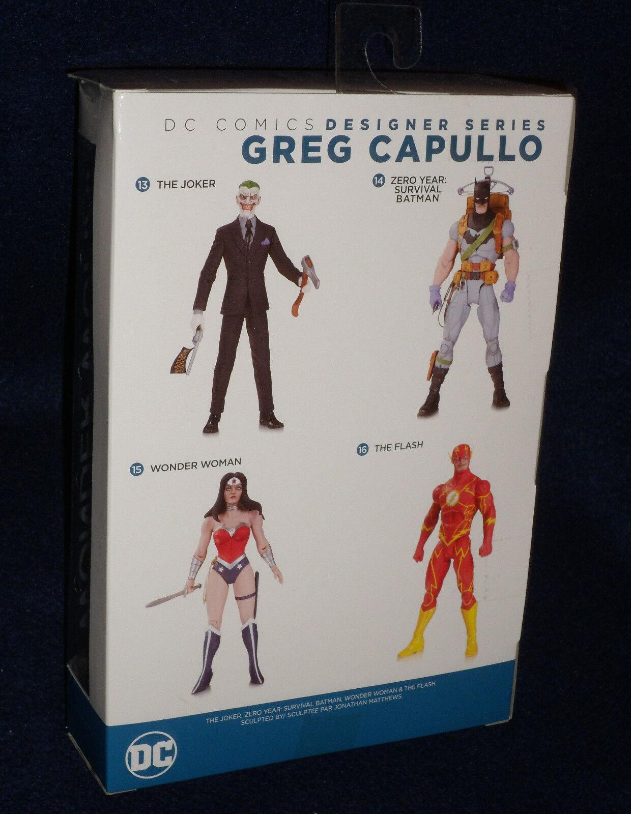 Dc comics serie designer greg capullo serie comics wonder woman actionfigur neuen 52 direkte f6cb1f