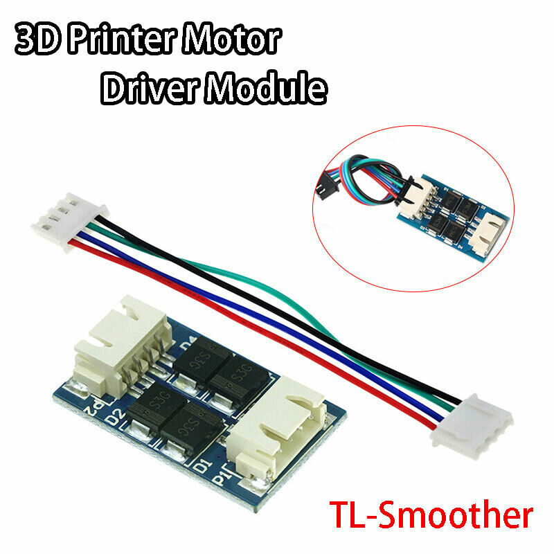 3D Pinter TL-Smoother Kit Addon Module Motor Drivers Use for Delta Kossel
