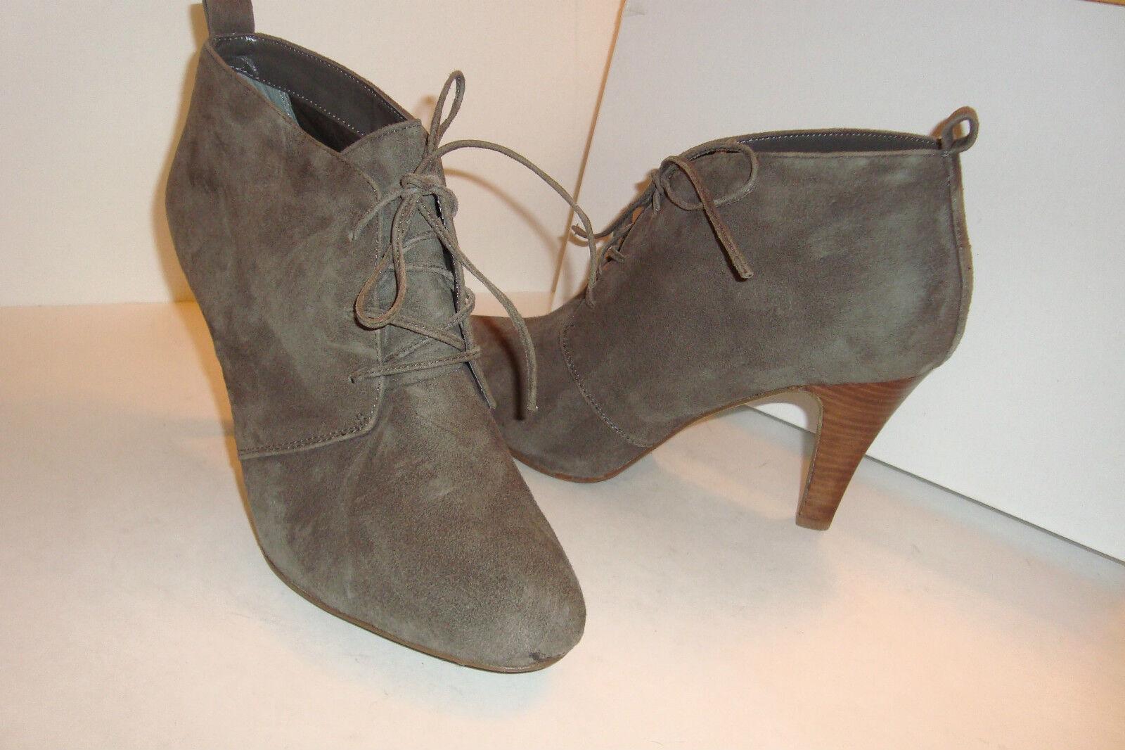 Alfani mujer NWB NWB NWB Carlina gris Cálido botas al Tobillo Zapatos 9.5 MED Nuevo  marca de lujo
