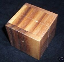 Stick It Box wood brain teaser puzzle