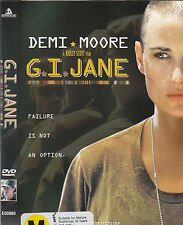 G.I.Jane-1997-Demi Moore-Movie-DVD