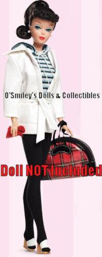 1959-63 WINTER HOLIDAY #975 Barbie LIMITED 7500ww Vintage Repro Fashion/_C9/_NRFB