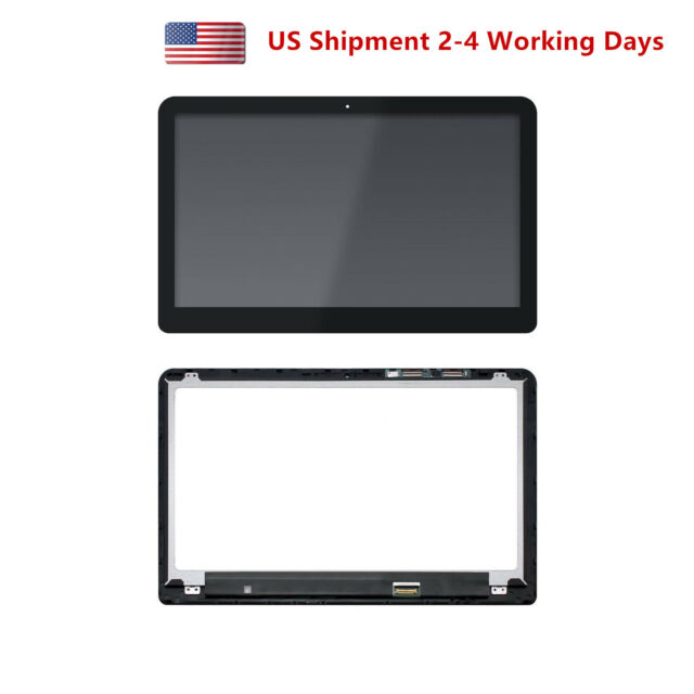 FHD LED LCD Touchscreen Display Panel for HP Pavilion X360 15-bk152nr 15-bk153nr