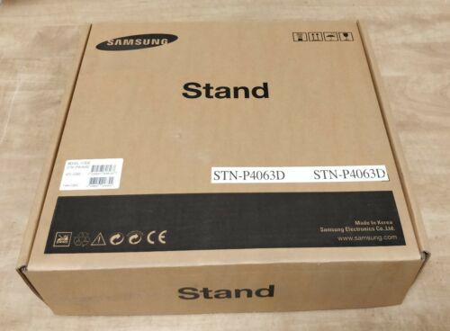 "table-top STN-P4063D  Stand for plasma panel 63/"" screen size: 42/"""