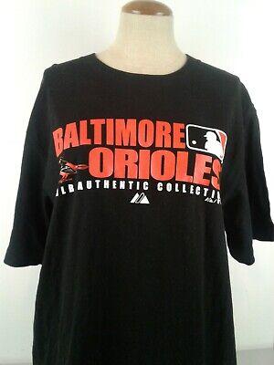 Majestic Mens Baltimore Orioles Tank Top 100/% Cotton