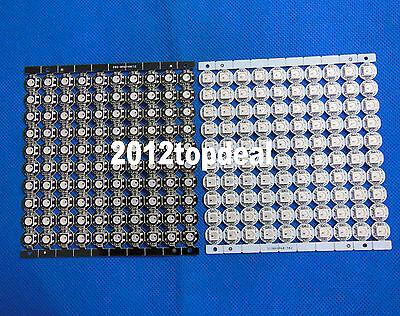 50pcs 10x3mm WS2812B 5050 RGB LED /&PCB Board 1-LED Module Pixel Light 5V for DIY