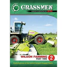 Grassmen Wilson Farming Part 2 DVD New/Tractors/Ireland/UK/Country/Farming