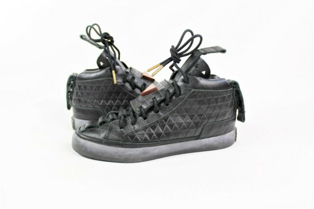 Gage SNEAKERS Black Size 8.0 Ppp1
