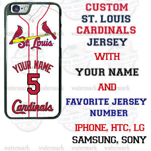 St-LOUIS-CARDINALS-PHONE-CASE-COVER-FOR-iPHONE-SAMSUNG-LG-Moto-etc-NAME-amp-NUMBER