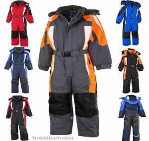 Neige-Overall-Skioverall-Neige-Costume-Combinaison-De-Ski-Hiver-Costume-Enfants-Filles-Garcons