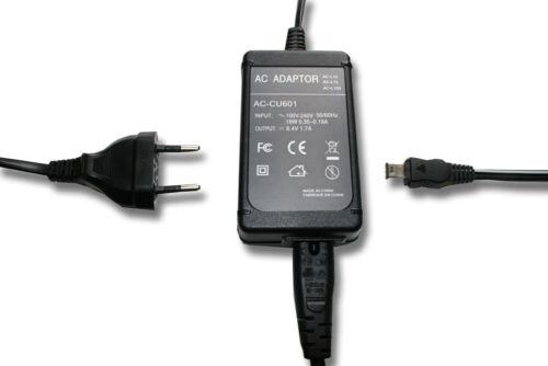 Fuente de alimentación para Sony AC-L10 AC-L10A AC-L10B