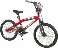 Boys 20 Inch Bmx Dragon Bike S-Type Frame Kick Stand Kids Outdoor Bicycle Ride