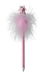 nina-Pink-Ballet-Zapatos-de-baile-mullido-Pluma-Navidad-Regalo-Relleno-Calcetin