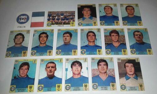 MEXICO 70 COPY REPRINT Italy Italia CALCIATORI PANINI *** SCEGLI FIGURINA ***