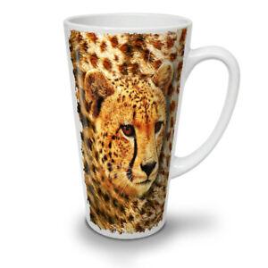 Wild Nature Animal NEW White Tea Coffee Latte Mug 12 17 oz | Wellcoda