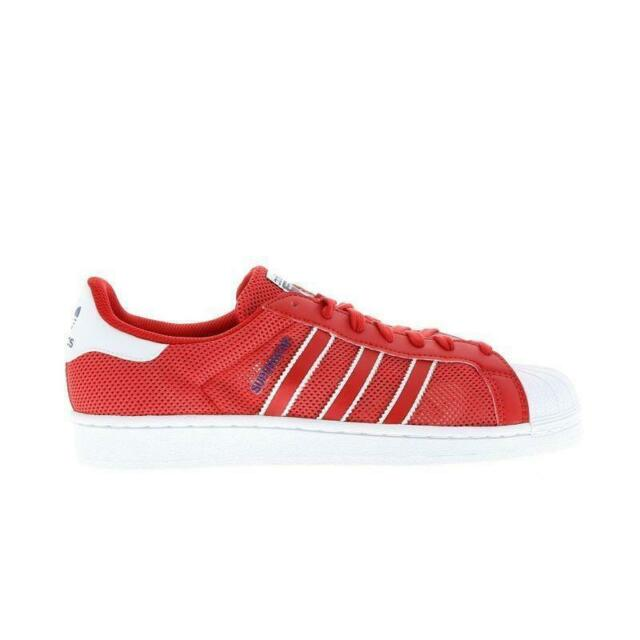 adidas superstar red price
