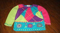 HANNA ANDERSSON 90  SWEATER